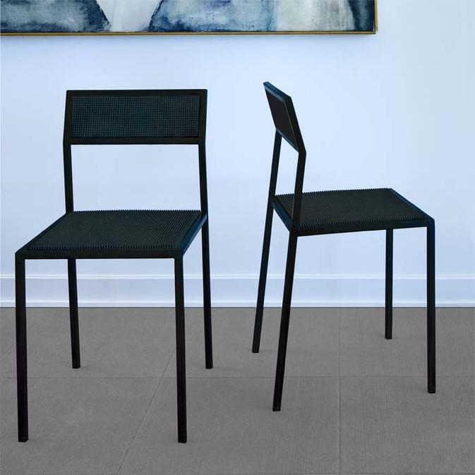 SHEV chair FAKTURA Miron Lior