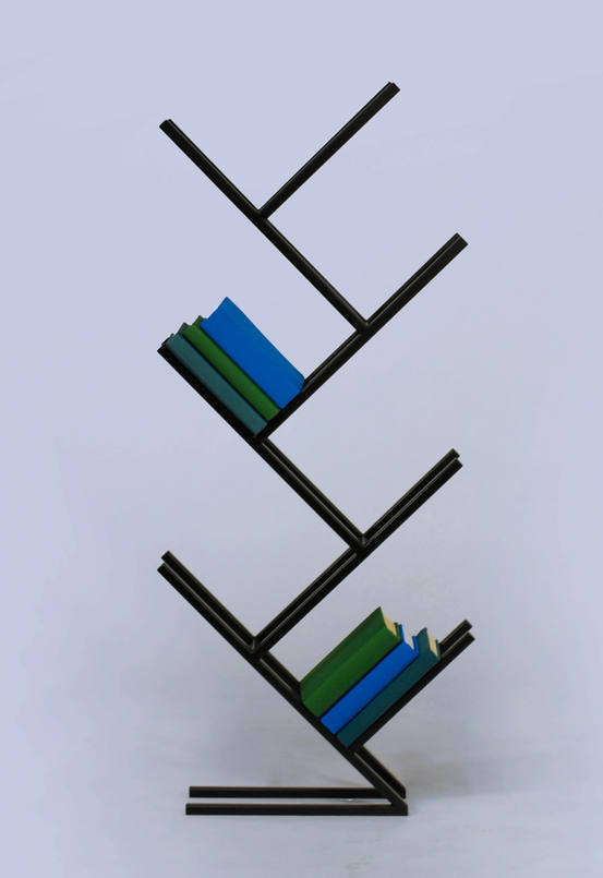 TWIG bookcase  /  FAKTURA