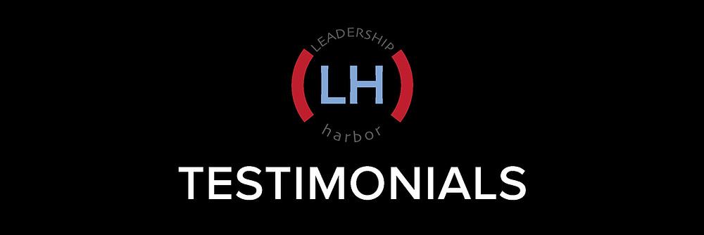 LH Testimonials