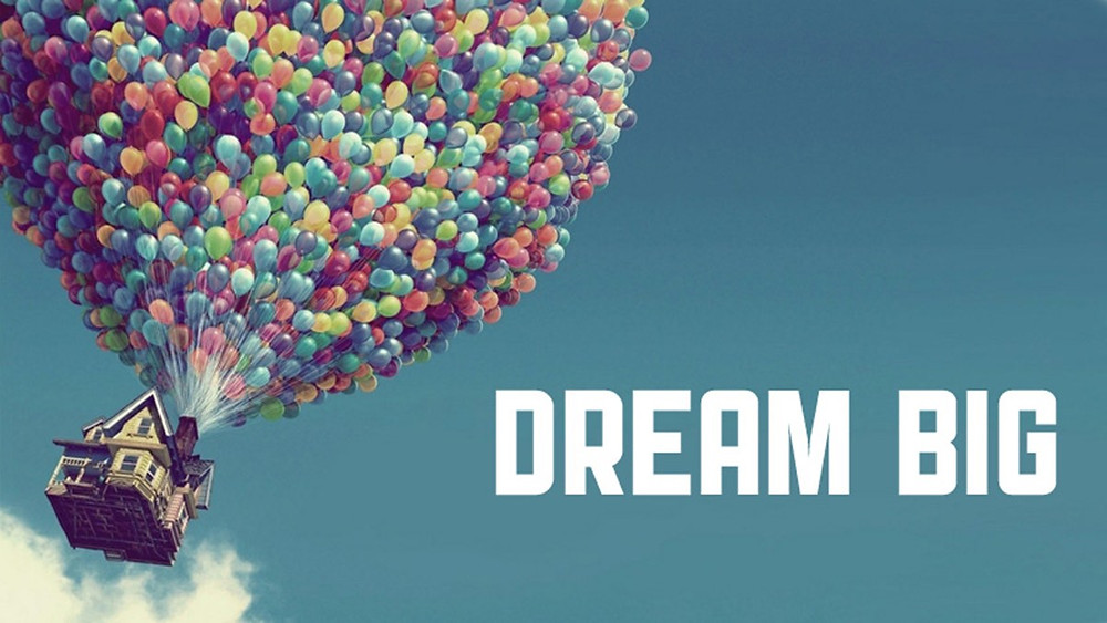 Dream big (balloons)