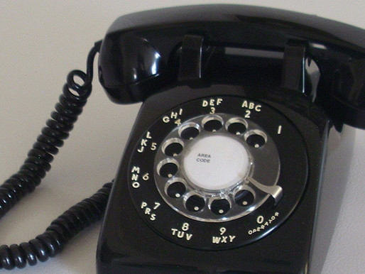 Change and the Rotary Phone