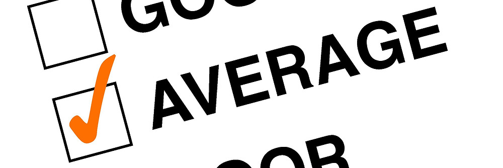 Quality checklist - average