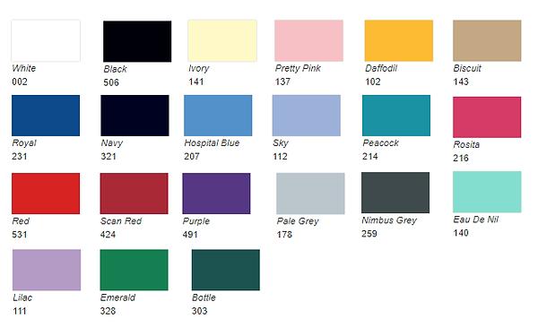 Teredo Colour Range.png