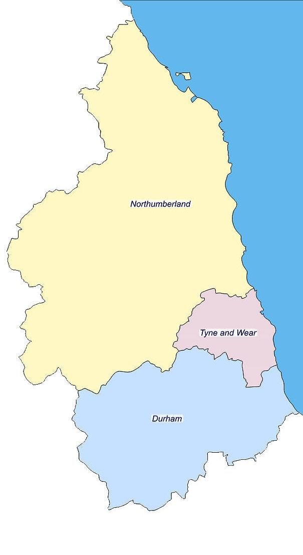 NOOK Design geographic area