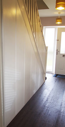 understaircase-with-touch-opening-doors.