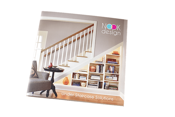 NOOK Design brochure front cover
