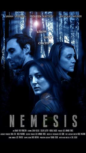 """Nemesis"" Film Poster"