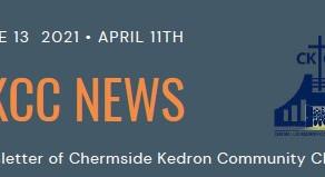 CKCC News 11th April