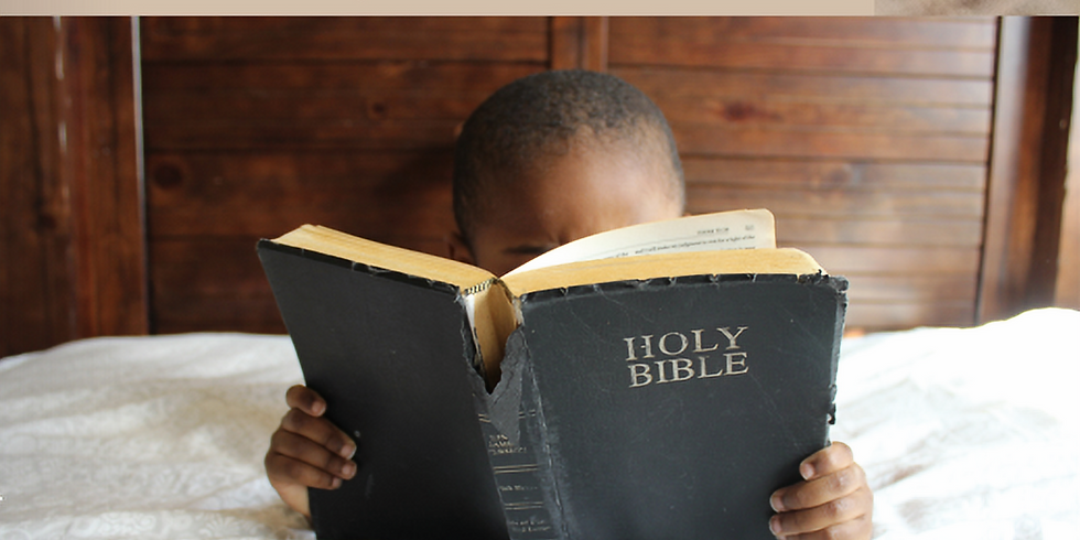 Life Groups - How to Read the Bible