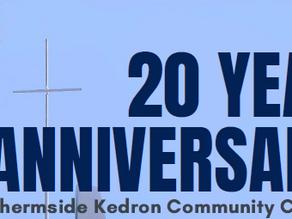 20th Anniversary Weekend!