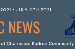 CKCC News 11th July