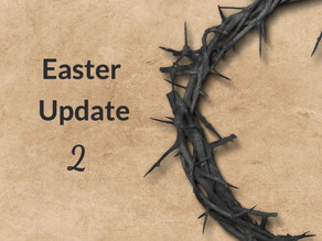 Easter Service Update 2
