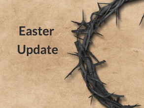 Easter Service Update 1
