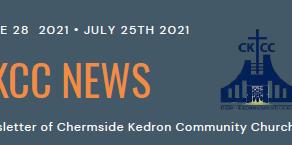 CKCC News 25th July