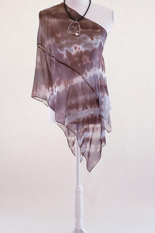 Canyon Blush Silk Wrap