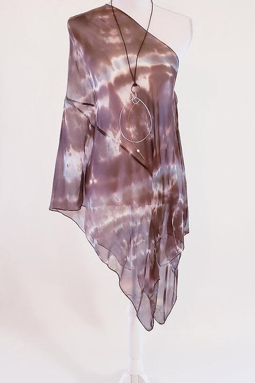 Sheer Delight Silk Wrap