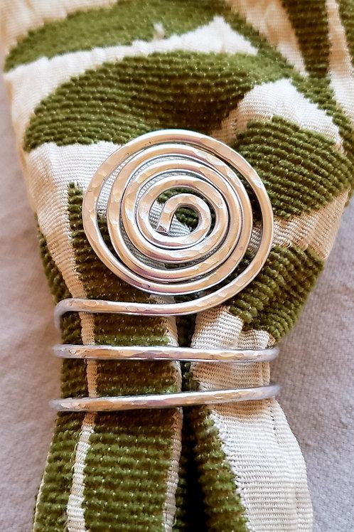 Circle of Life Napkin Ring
