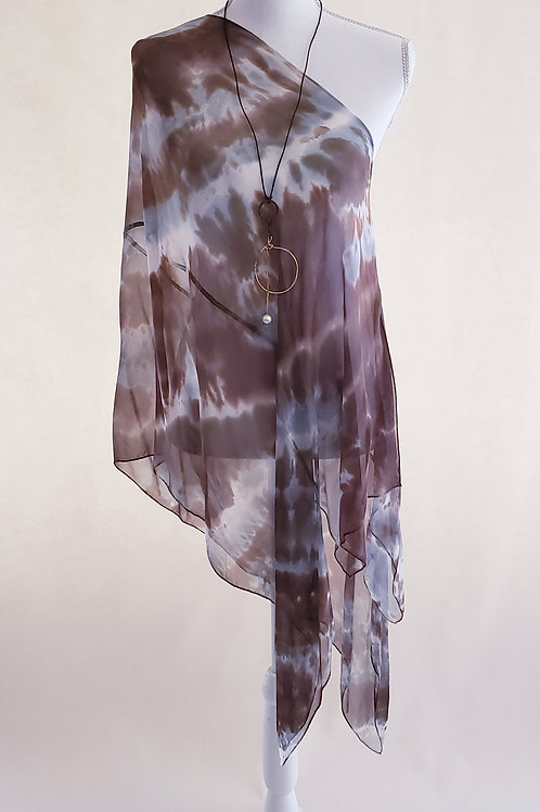 Wyoming Silk Wrap
