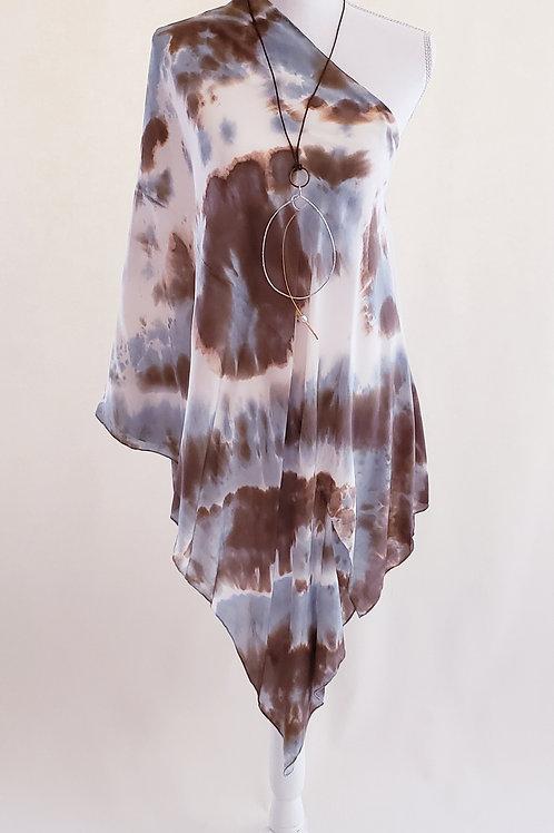 North Pacific Silk Wrap