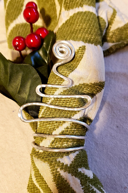 Holiday Tree Napkin Ring
