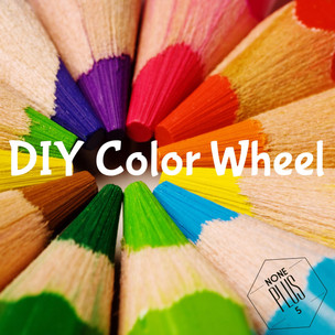 DIY Color Wheel Craft and Activity