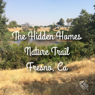 """Hidden Homes"" Nature Trail"