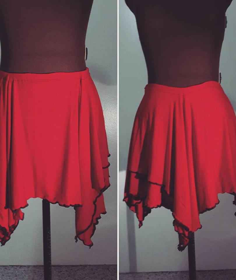 Morrigan Skirt