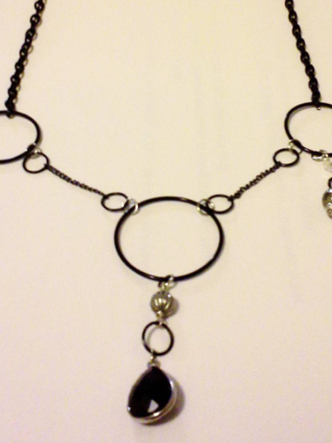 Dark Libra Necklace