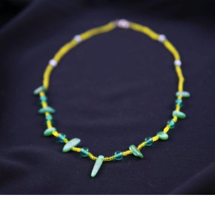 Fand's Beaded Necklace