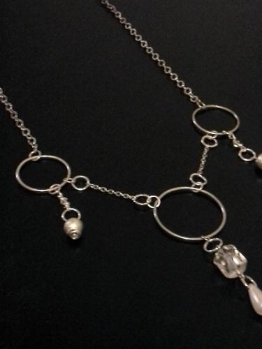 Light Libra Necklace