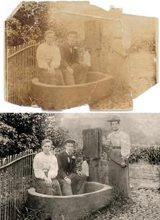 Restoration from Print