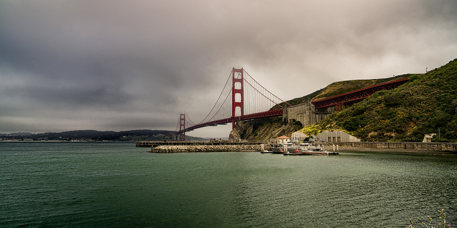 Golden Gate Bridge by RJ Photo
