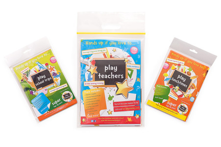 Product photography for PlayTeachers for use on Amazon