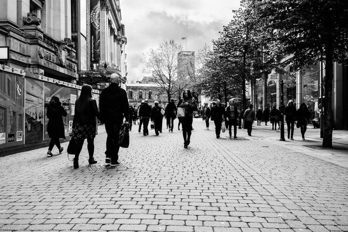 Manchester Street by RJ Photo