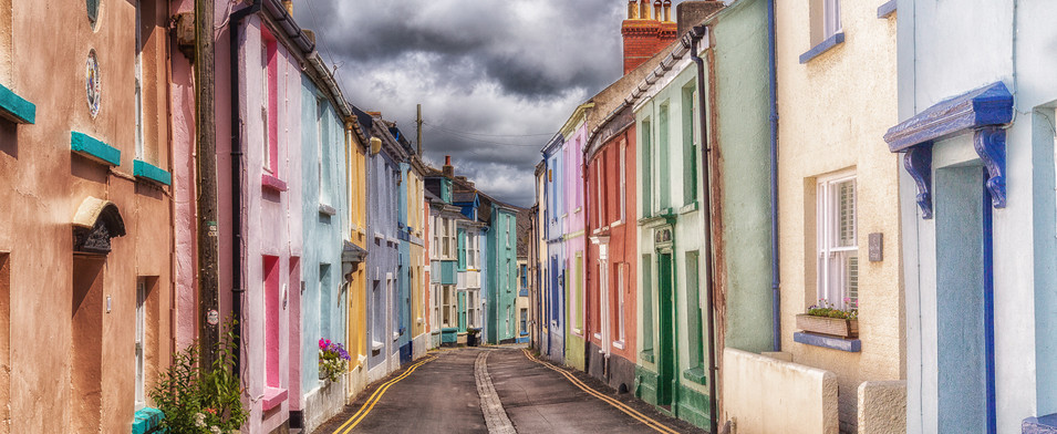 Appledore, Devon, England