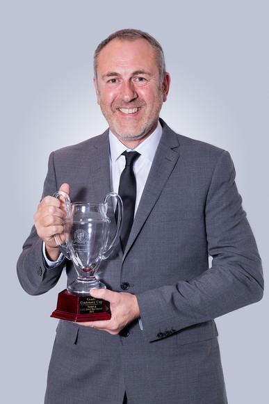 Event photography for Hazel Grove Golf Club Awards Ceremony
