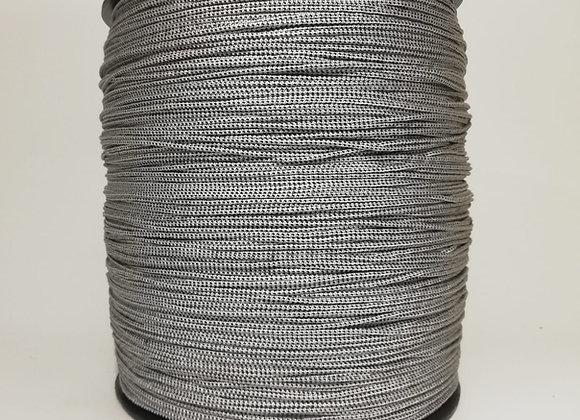 1.7 mm Dikey Perde Çekme İpi Siyah Beyaz (500mt)