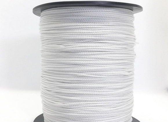 2.0mm Beyaz Saç Örgü Dikey Perde İpi (500mt)