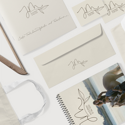 Hochzeitslogo & Grafikdesign