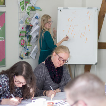 Lettering-Workshop