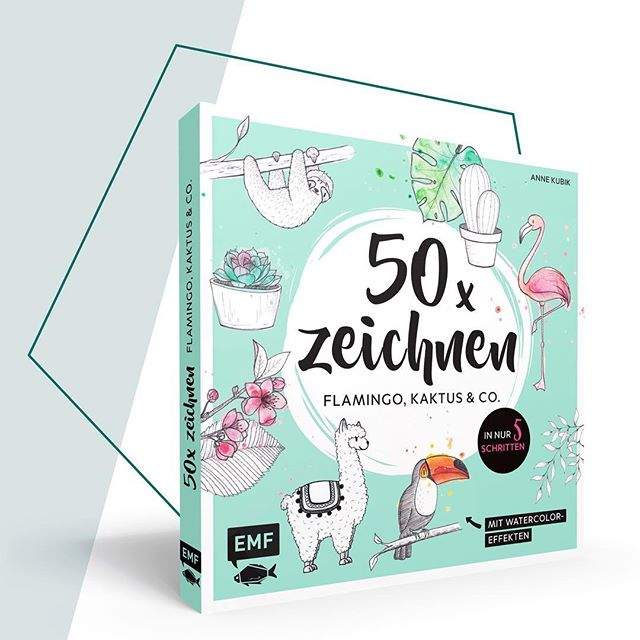 """Buch """"50xZeichnen"""""""