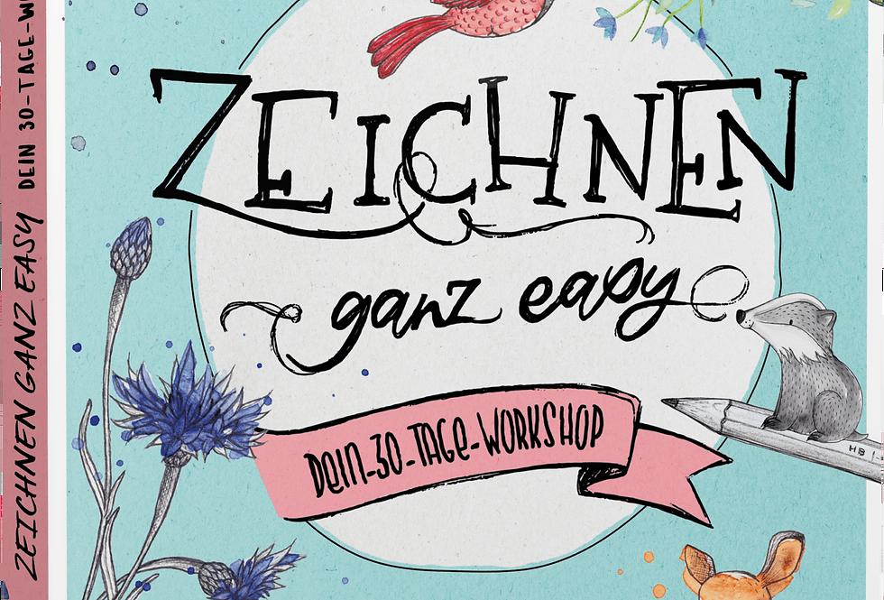 """BUCH """"ZEICHNEN – GANZ EASY"""""""