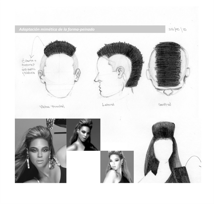 Forma-peinado, Single ladies.JPG
