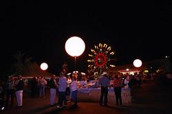 Fowler Pkg Night Balloon LIghts