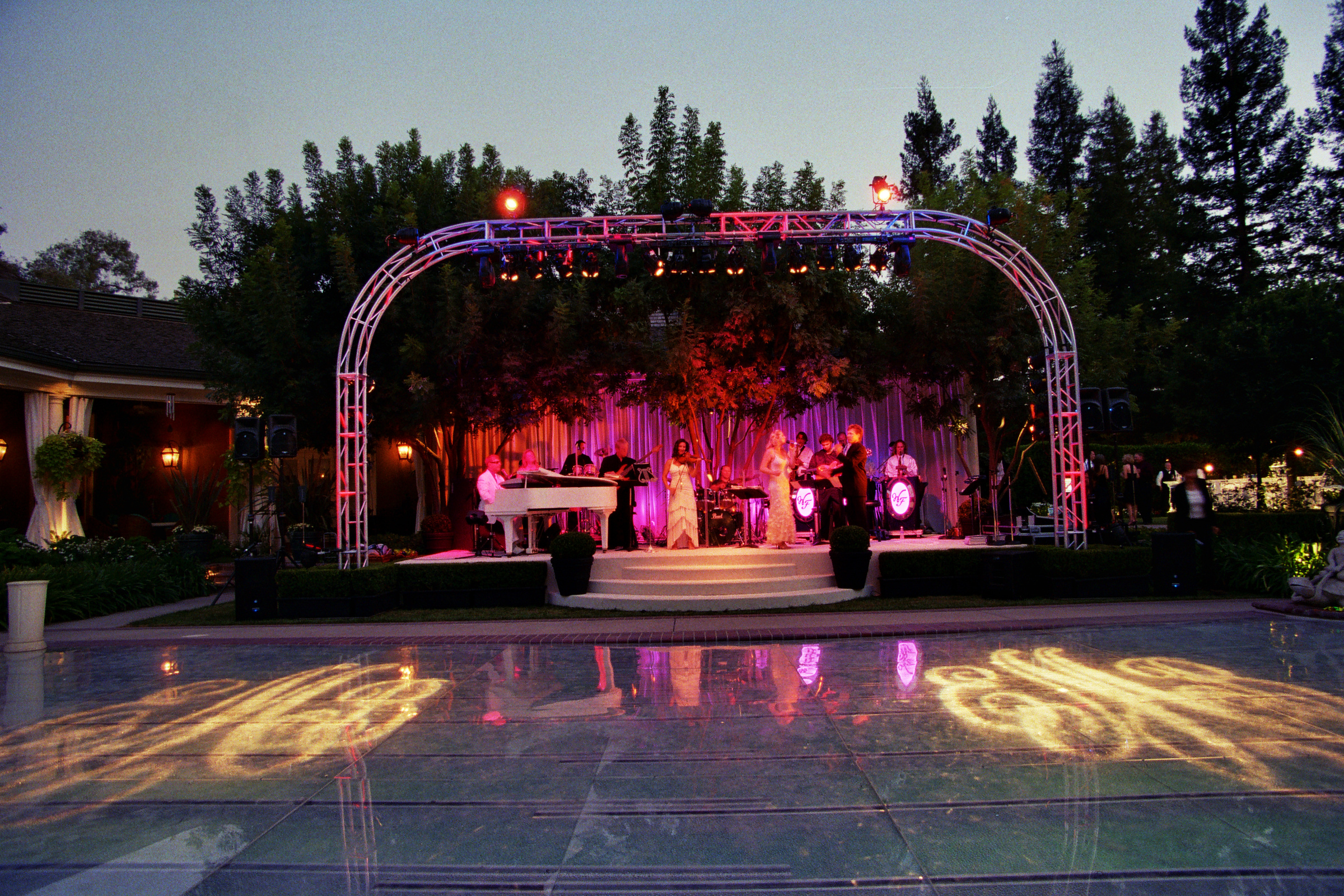 MacHaffrey Stage & Lights