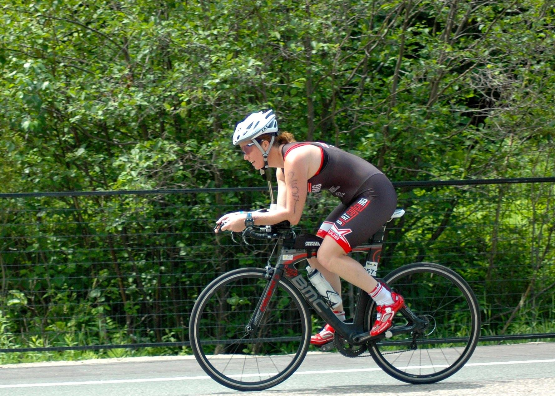 Triathlon 70.3 Tremblant