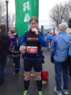 Premier demi-marathon