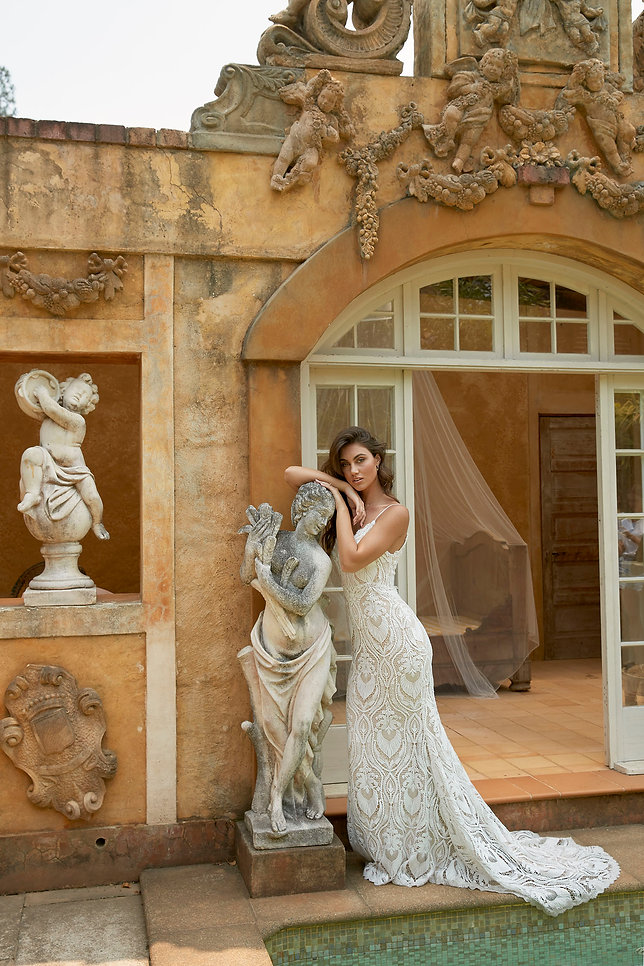 INDIA-ML4119-IVORY-NUDE-FULL-LACE-FITTED-GOWN-WITH-SPAGHETTI-STRAPS-AND-DETACHABLE-OFF-SHO