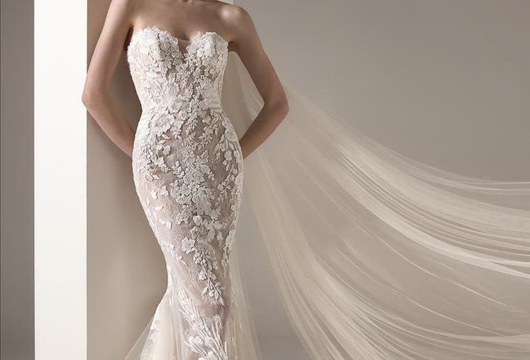 Pronovias Privee: Zaha