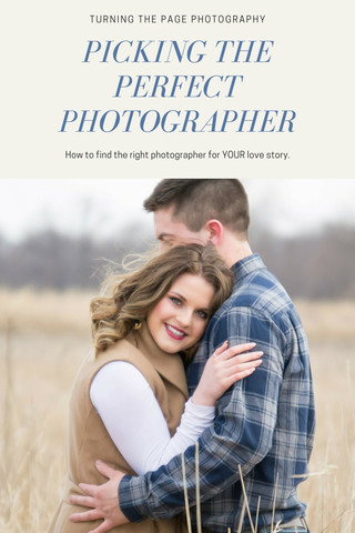 The Right Photographer for YOUR Love Story